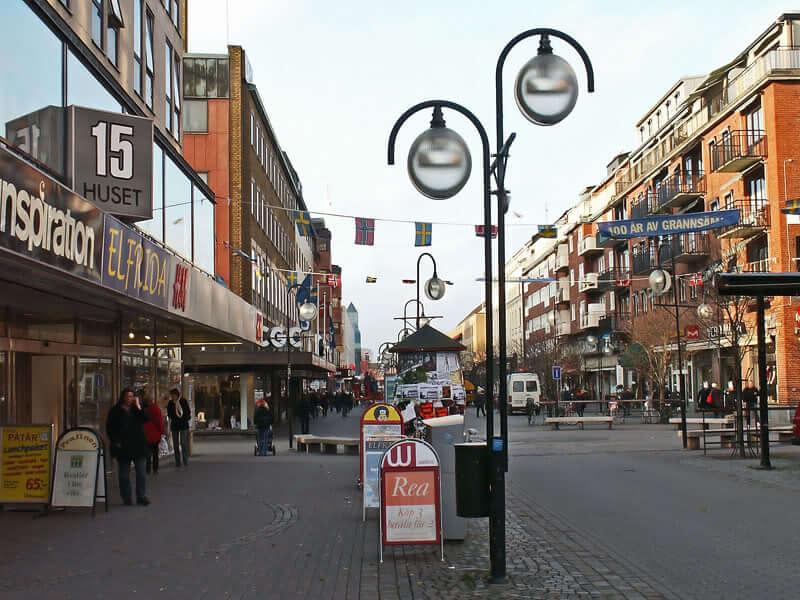 Karlstad centrum